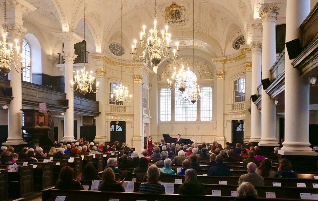 Don Quixote at St Martin-in-the-Fields
